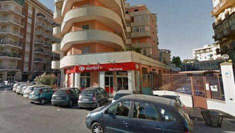 Armati di pistola e vestiti da imbianchino terrorizzano i clienti del Carrefour, nuova rapina a Palermo - https://t.co/fa6v9C35Gb #blogsicilianotizie