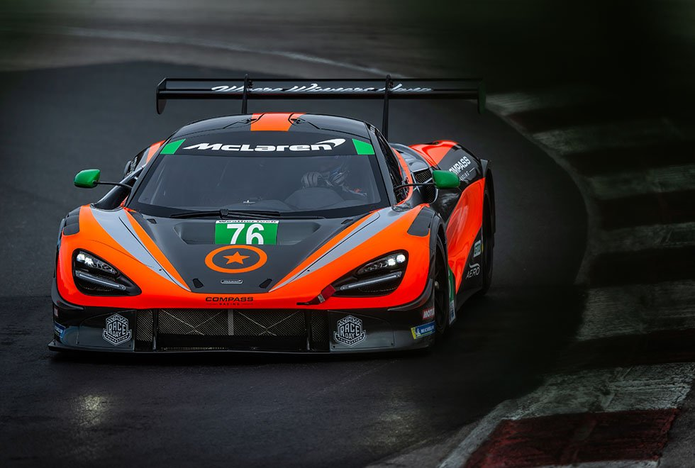McLaren Takes Next IMSA Step with Expansion to WeatherTech Sprint Cup Competition  https://bit.ly/2Gyg0WI