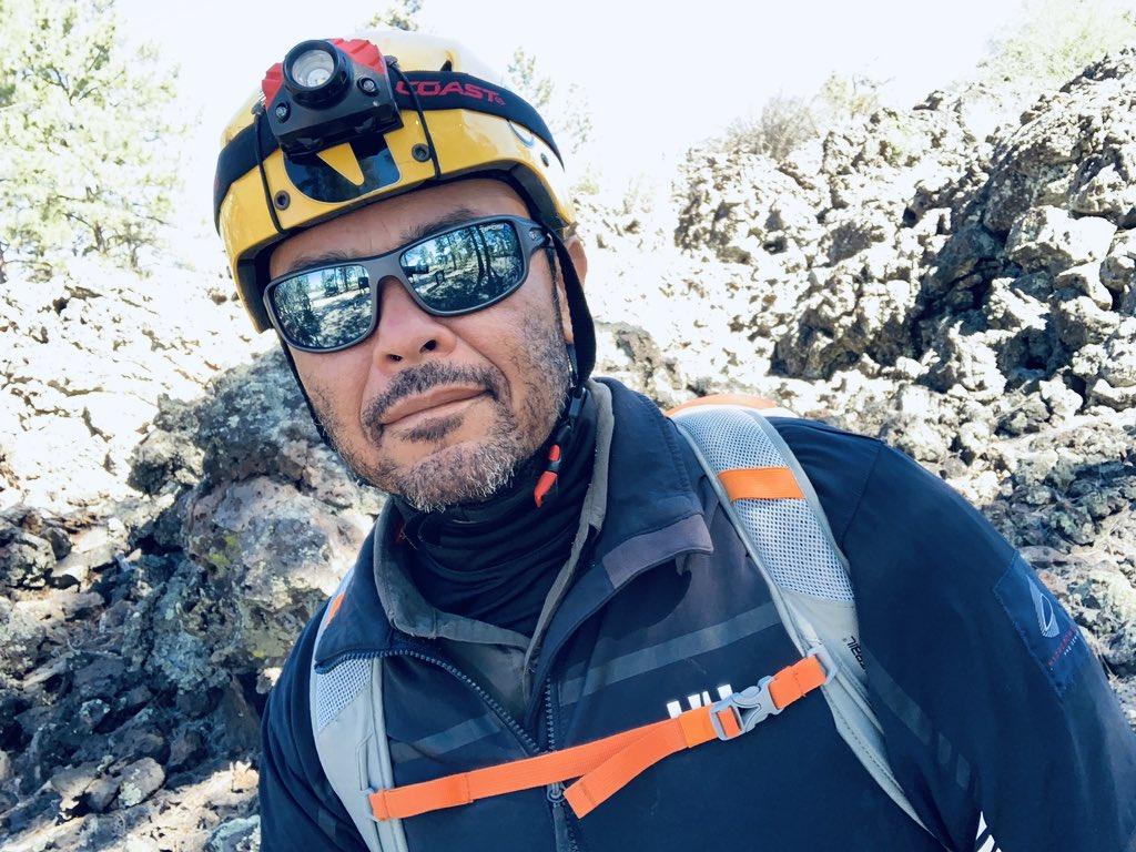 Day 2: Heading off to Bandera Volcano. – at Ice Caves and Bandera Volcano