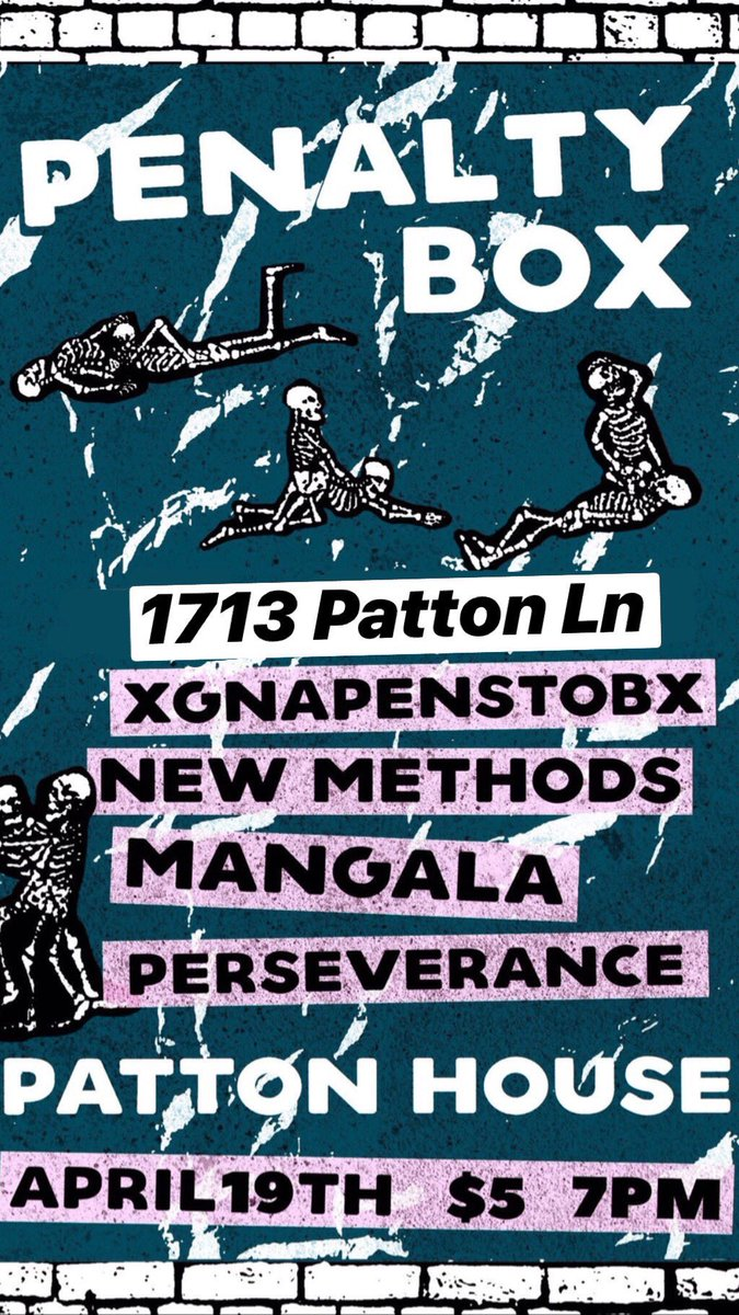 playing a show in austin tonight with friends. if you're in the area, come hang. if you're in SA, there's a badass show going on there as well. a good night for music.