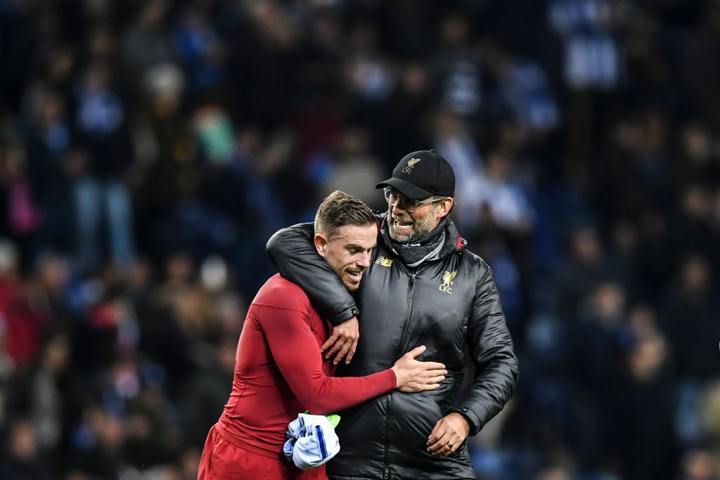 """These are all massive games. None of them are won before we start.""  Jurgen Klopp says there is just as much importance in Liverpool's upcoming games against Cardiff, Huddersfield and Barcelona.  In full: https://bbc.in/2IIPGKO   #LFC #CCFC #HTFC #Barca"