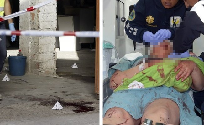 Apuñala a su esposa en el baño frente a su hija #Nacional #LaRoja https://voxpopulinoticias.com.mx/2019/04/apunala-a-su-esposa-en-el-bano-frente-a-su-hija/…