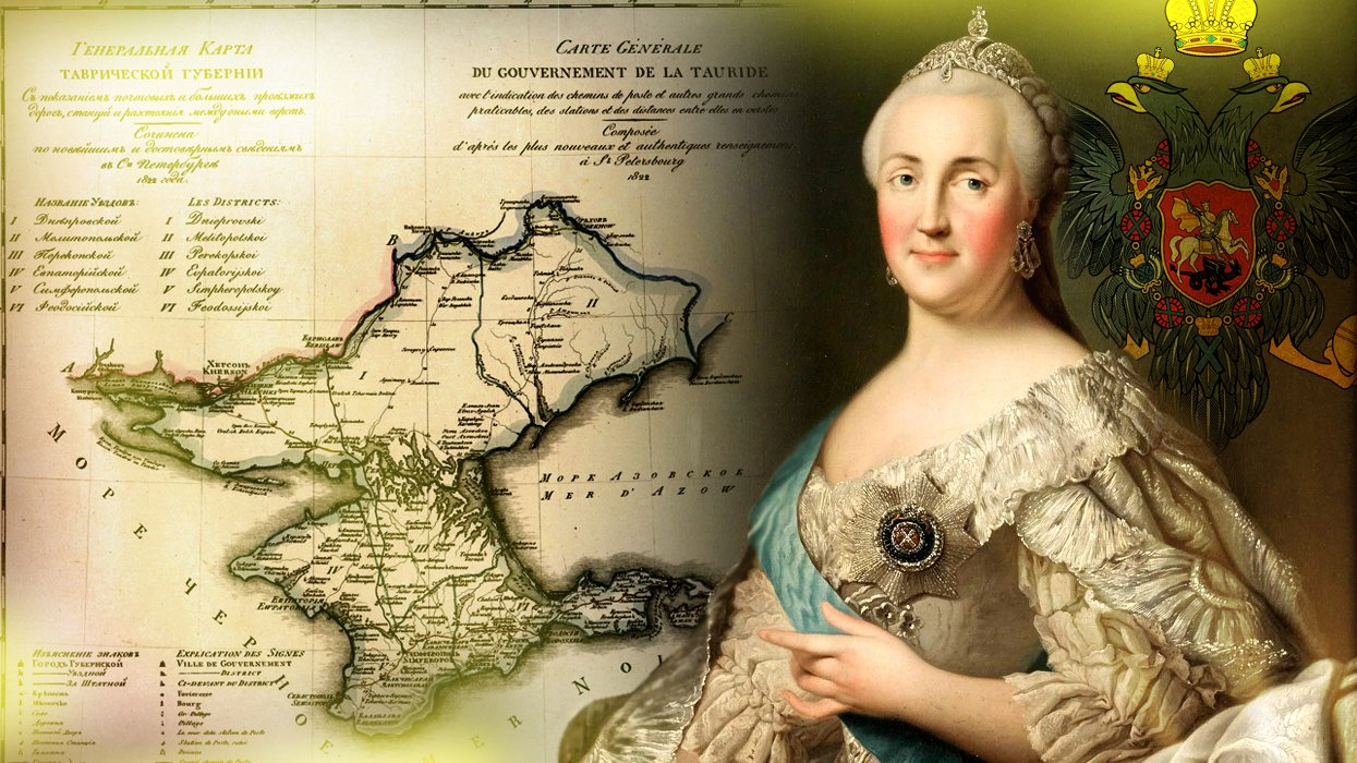 Картинки присоединение крыма к россии 1783 год, для