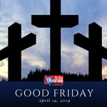 By His wounds, we are healed. #GoodFriday