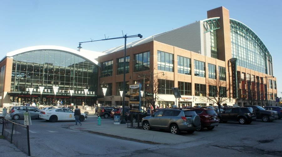 Bankers Life Fieldhouse, home of @Pacers #NBA https://stadiumjourney.com/stadiums/bankers-life-fieldhouse-s106…