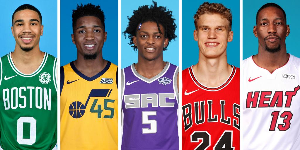 Two years into their NBA careers, it's time to re-visit the 2017 NBA Draft class, and figure out who the best prospects are halfway into their rookie contracts. (by @IllegalScreens)  https://fansided.com/2019/04/19/re-ranking-2017-nba-draft-class/ …