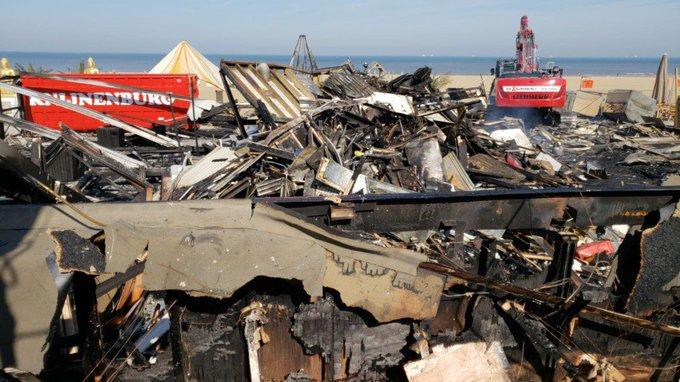 Brandweer blikt terug op Blue Lagoon-brand Scheveningen jaar geleden https://t.co/73cDyHtUvu https://t.co/UU3ZvoETT7