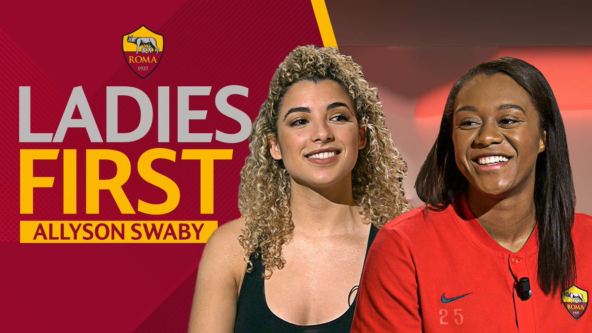 🐺 Welcome back to #LadiesFirst! 🐺   With fewer than 5⃣0⃣ days until the @FIFAWWC🏆, defender @allysonswaby10🇯🇲 sits down with @ChelseaCabarcas🎙️ to discuss facing 🇮🇹 in the tournament - and much, much more!    📺 Full episode ➡️ https://youtu.be/oZUKLOiraXg