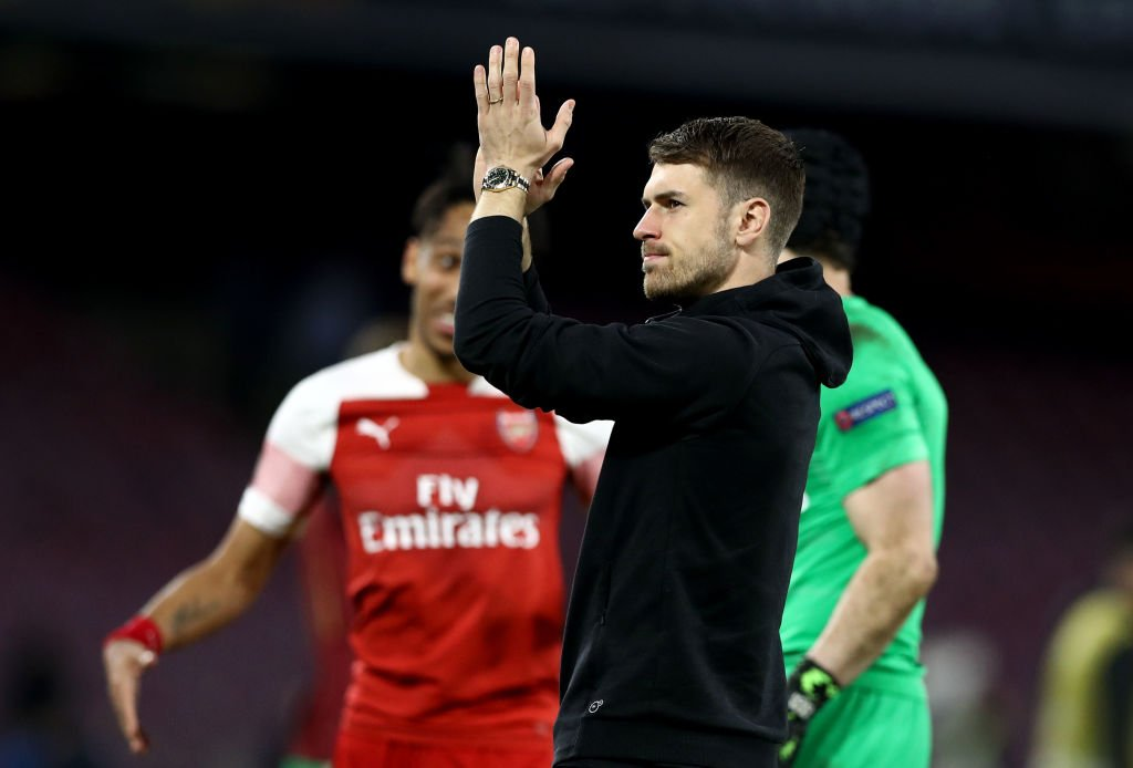 Arsenal team news is in ahead of their Premier League game against Crystal Palace on Sunday.  LIVE: https://bbc.in/2UI374W   #AFC #CPFC #PL #bbcfootball