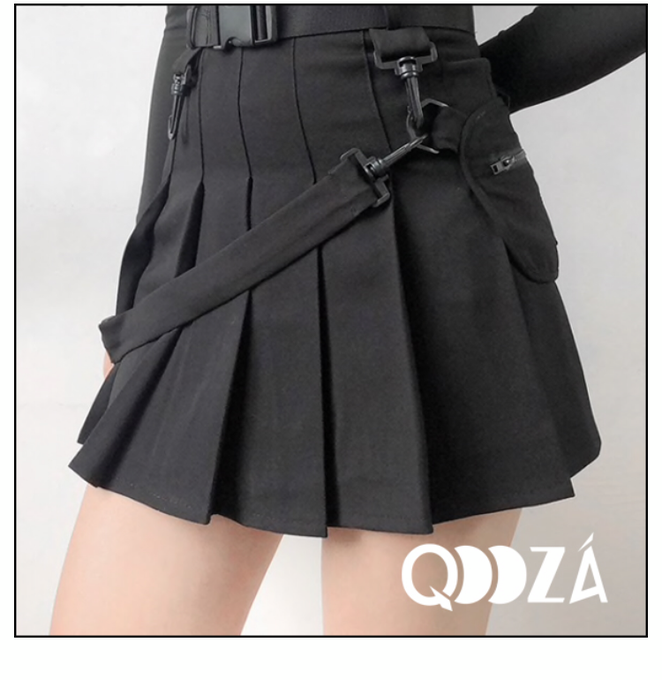 戦闘服みたいなかっこよくてかわいいスカート , Togetter