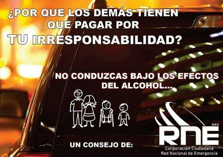 RT @RNEAraucania #ARAUCANÍA #SemanaSanta cuidarás de los tuyos al manejar? @reddeemergencia @RNEAraucania #TodosSomosRNE