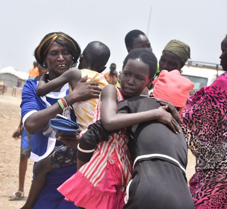 6,000 children reunited with families after years of separation in South Sudan. A mission made possible with #UN efforts to #LeaveNoOneBehind   https://uni.cf/2GtSmKF