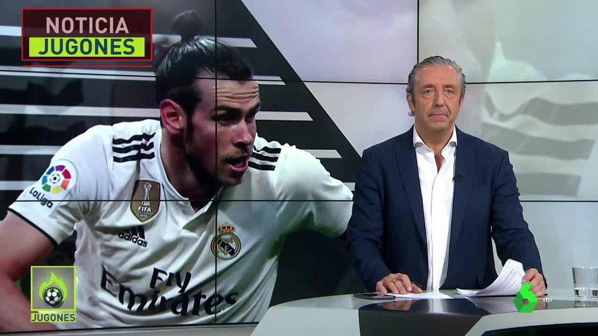🚨NOTICIA #JUGONES | Bale le ha COMUNICADO al Madrid que NO QUIERE MARCHARSE en VERANO. ¡Información de @jpedrerol! ¡VENTE!
