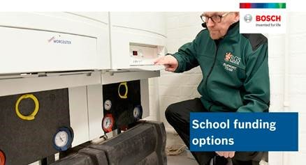 Investing in heating can be difficult for #schools. Find out the available finance options in the latest @BoschHeating_UK report http://bit.ly/schoolheating