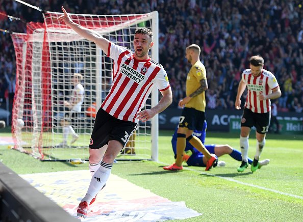 Norwich City will have to wait for another day for promotion.  Sheffield United have moved up to second in the Championship.  How will Leeds respond?  #EFL updates and @5liveSport Final Score.  ➡ https://bbc.in/2KJcpco