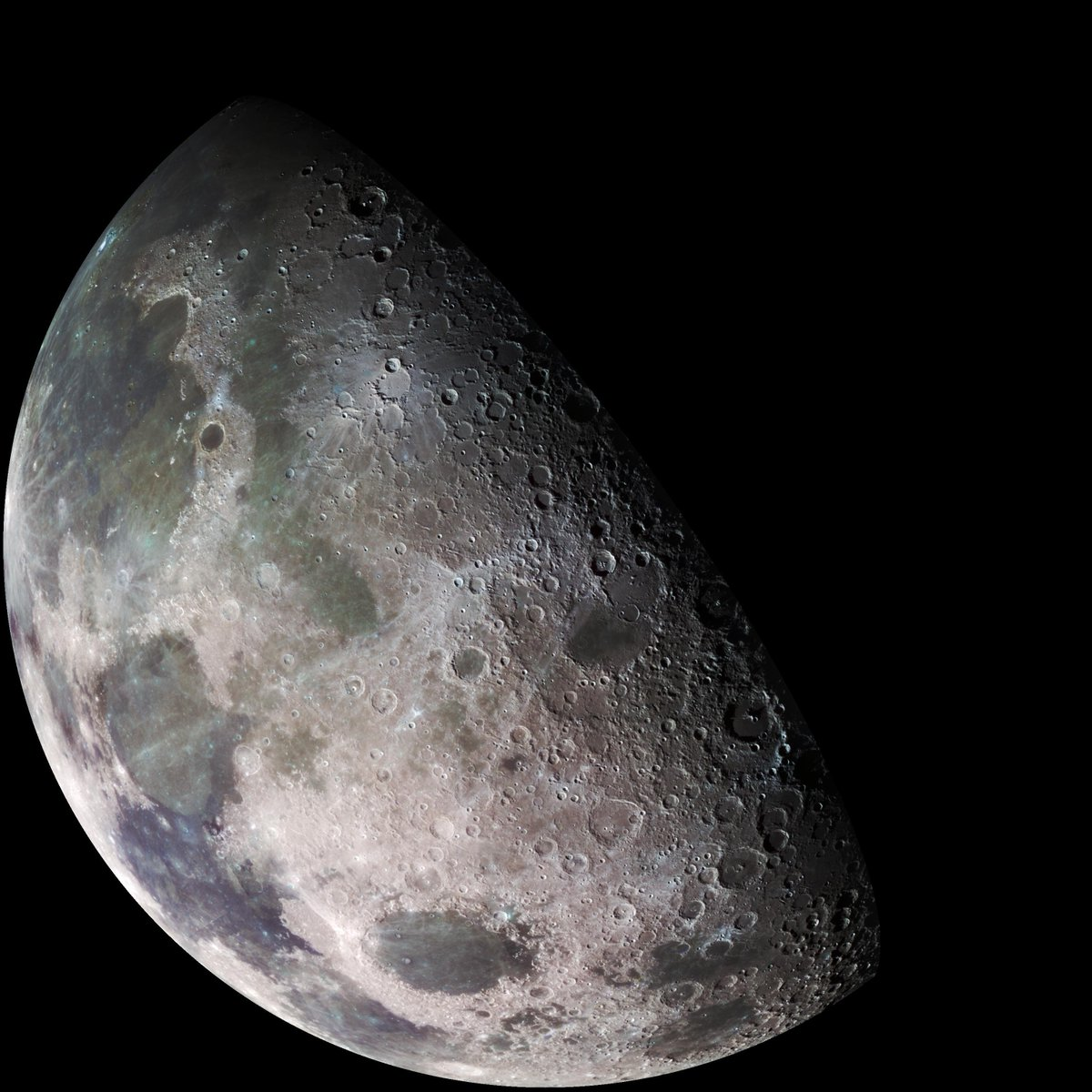 Were working to send astronauts to the Moons surface in the next five years. But where to go? NASA is setting its (landing) sights on the lunar South Pole, somewhere humans have never ventured: go.nasa.gov/2IniWaL