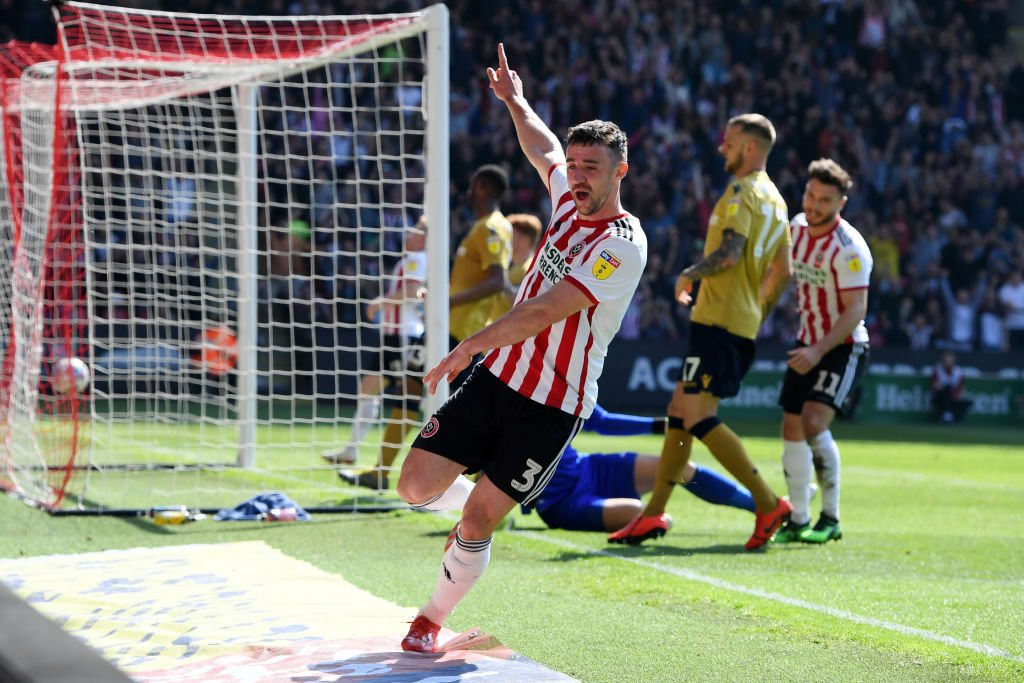 Sheffield United keep the pressure on promotion rivals Leeds with a victory over 10-man Nottingham Forest.  Full report: https://bbc.in/2UKtjfn   #SUFC #twitterblades #nffc #bbcfootball #LUFC