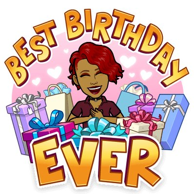 #HBD #SheinelleJones 👊 and Many More......🥂 #GoodFriday
