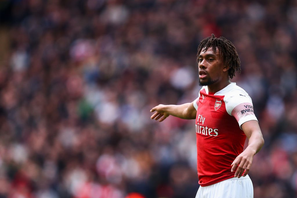 Arsenal's Alex Iwobi wants to match his uncle Austin 'Jay-Jay' Okocha by winning the Africa Cup of Nations with Nigeria on his first attempt.  More: https://bbc.in/2V41iyL    #AFC #AFCON2019