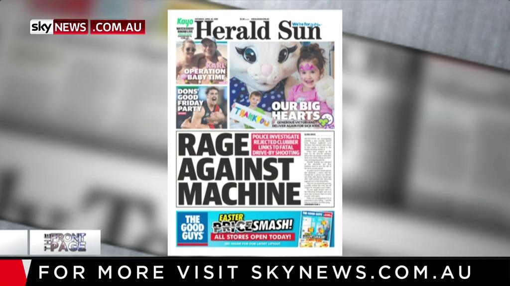 Detectives are investigating whether a man recently ejected from the Prahran nightclub 'Love Machine' - then denied entry twice in later weeks - is linked to the deadly shooting outside it. - @theheraldsun @drtahmed @jeffreys_mike  MORE: https://bit.ly/2BuFqi1 #FrontPage