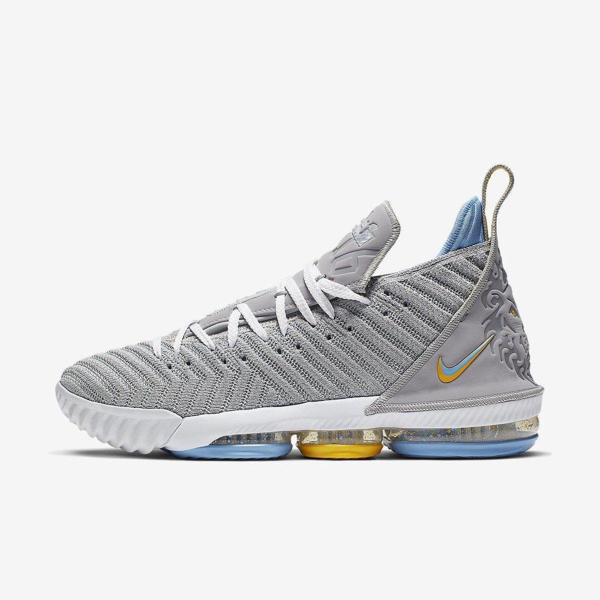 65a71016608 Nike LeBron 16
