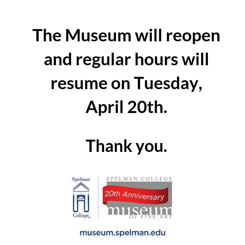 The Museum will be closed today, Friday, April 19thand Saturday, April 20thfor the Easter Holiday. Regular hours will resume on Tuesday, April 23rd!   #SpelMuse #FineArt #Art #Easter
