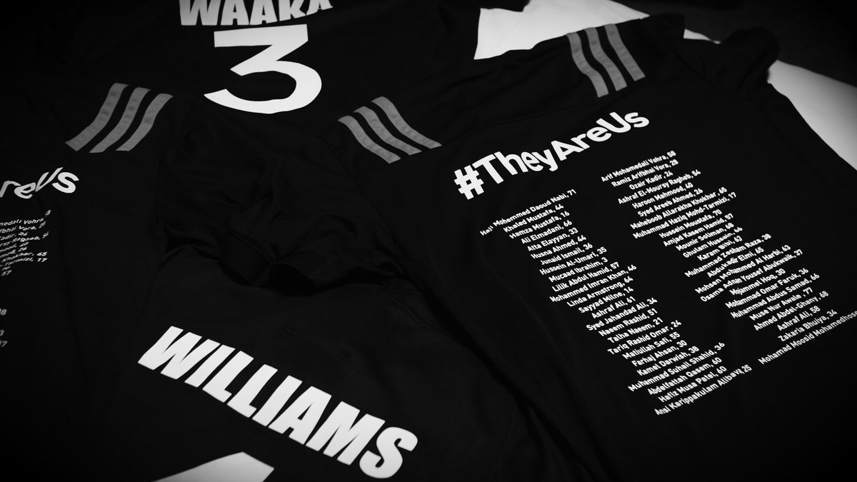 "RT @BlackFerns: ""I know these beautiful souls will be running out with us too"" - @nizzlewilliams  🖤🇳🇿🤲  #TheyAreUs https://t.co/yIGUlD1COu"
