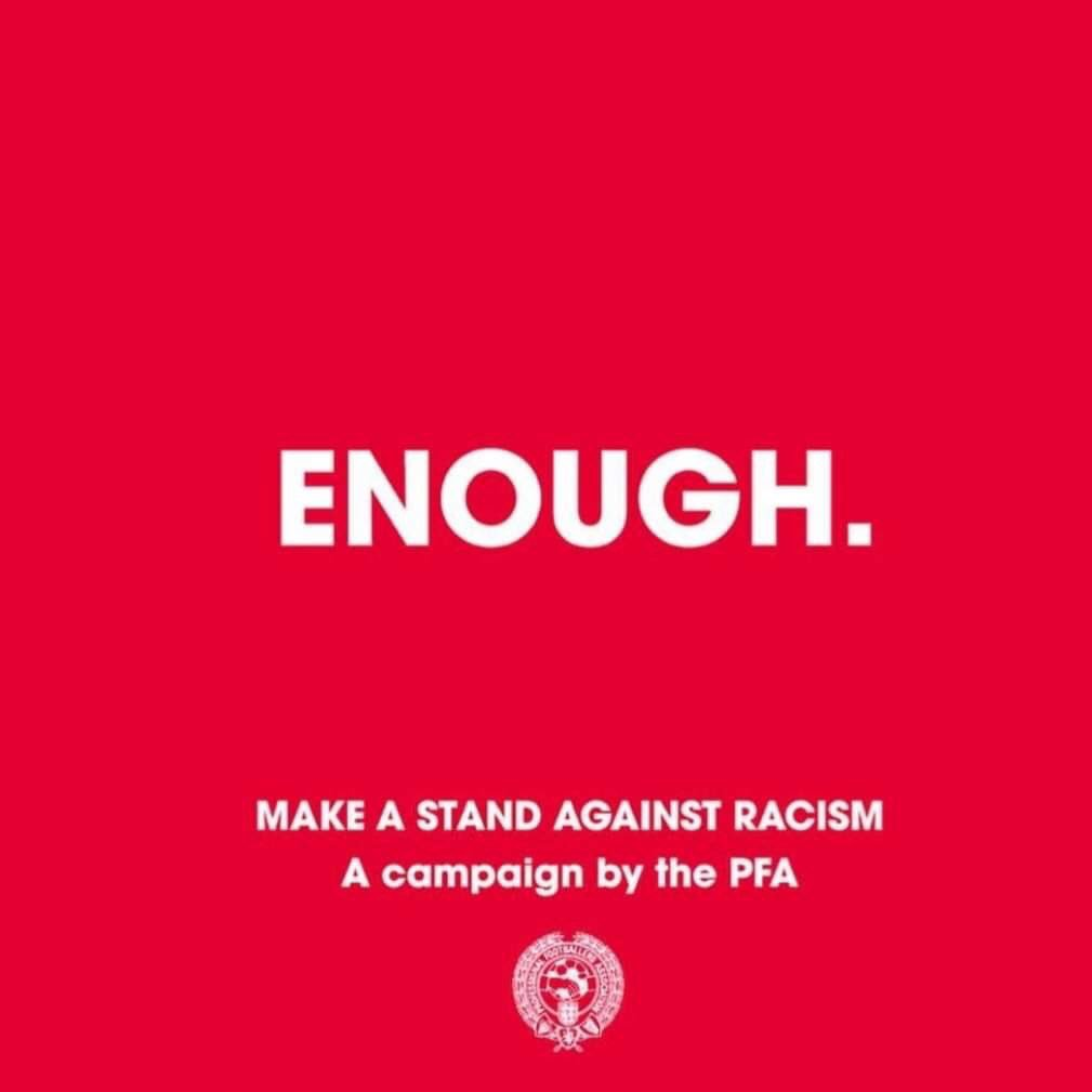 I stand by it #enoughalready #kickitout