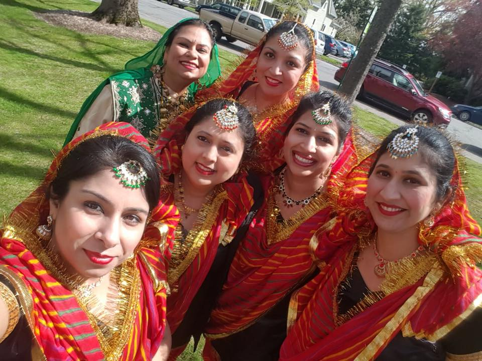 Join us Sat. 4/20 at our Hoppin' Party on the Plaza! Rhythms of India dance school will join us at 12:15pm for a performance + #Bollywood style dance lesson for all ages. FREE event. See you in #Issaquah!