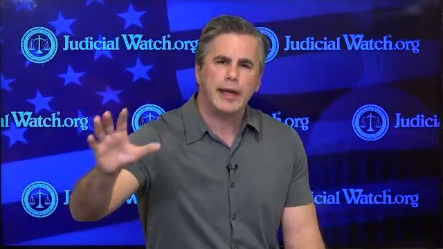 """JW President @TomFitton discusses Clinton's memo: """"She signed a memo saying 'due to recent targeting of personal email accounts by online adversaries, State employees should avoid conducting official department business from personal accounts' while she used personal accounts."""""""