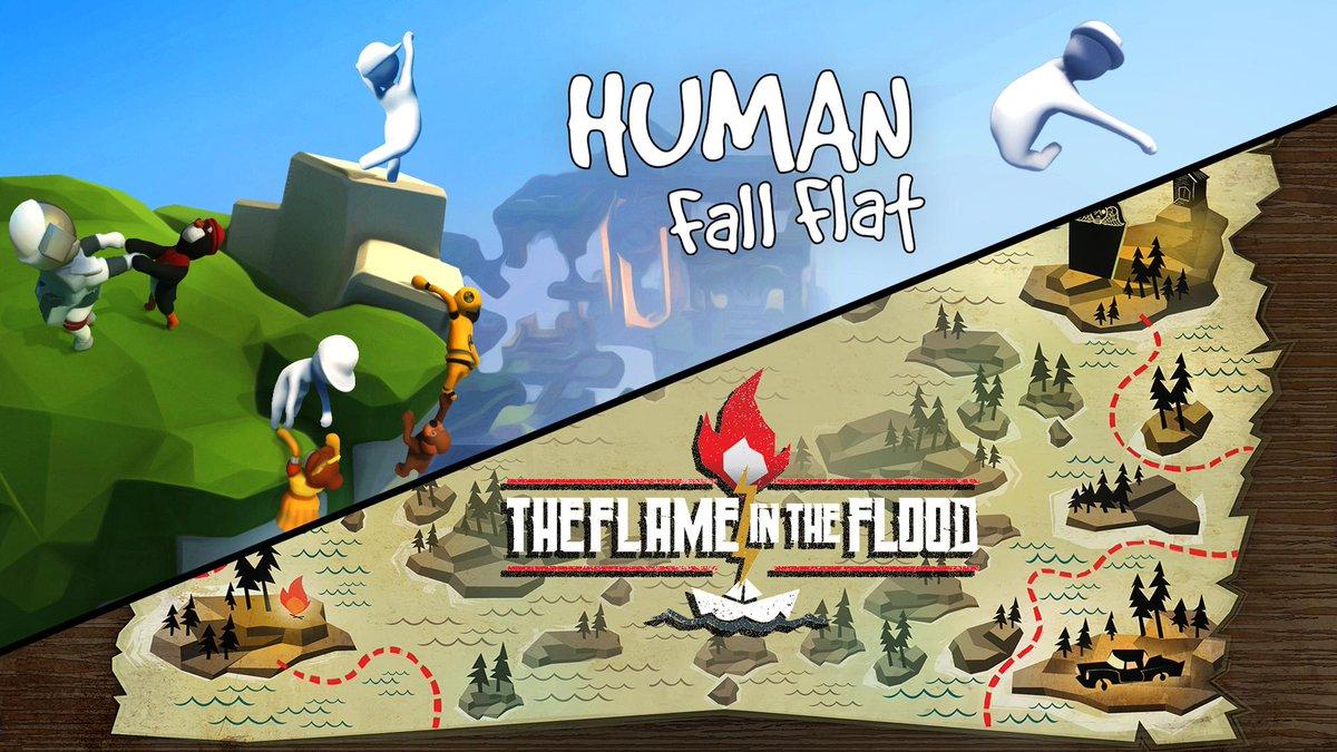 human fall flat download maps