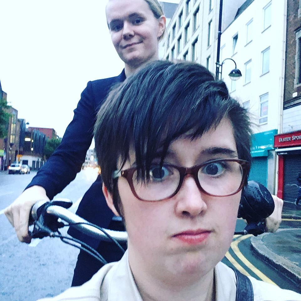 Ellen Murray ♿🏳️🌈's photo on #LyraMcKee