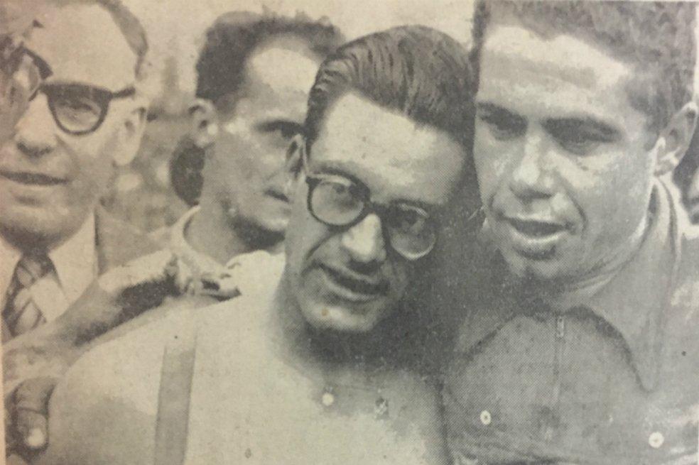 """Historia de Colombia a Twitter: """"El francés José Beyaert, el ..."""