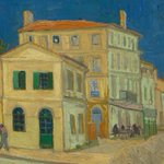 Image for the Tweet beginning: 5 places that inspired Vincent