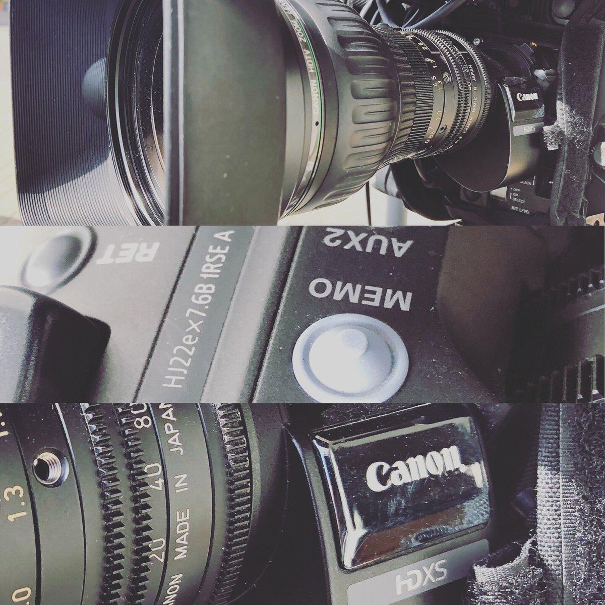 New kit.... just added a new Canon #HJ22 to my kit list. #freelance #cameraman #cameraoperator #dorset #devon #somerset #tv #news #broadcast #live #streaming