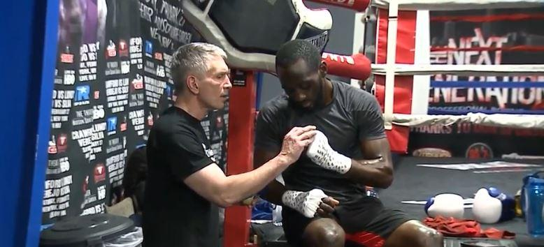Meet the CHI Health doctor who's been keeping Terence Crawford, the WBO welterweight champ, in fighting form since the beginning of his boxing career in this @KETV story. http://bit.ly/2PgJHyb  #goodhappenshere #boxing #doctors. More about Dr. Conroy: http://bit.ly/2ULzbVp