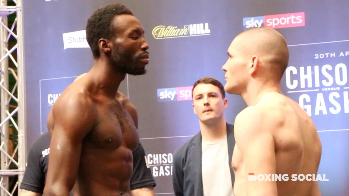 HARDING JR. HITS THE SCALES! ⚖️  Unbeaten middleweight prospect @PesterSuperstar weighs-in ahead of his bout with Miroslav Juna on the #AllenBrowne undercard tomorrow night at The O2... 👇  ⚖️ Harding Jr: 11st 3lbs ⚖️ Juna: 11st 4lbs  #Boxing #HardingJrJuna