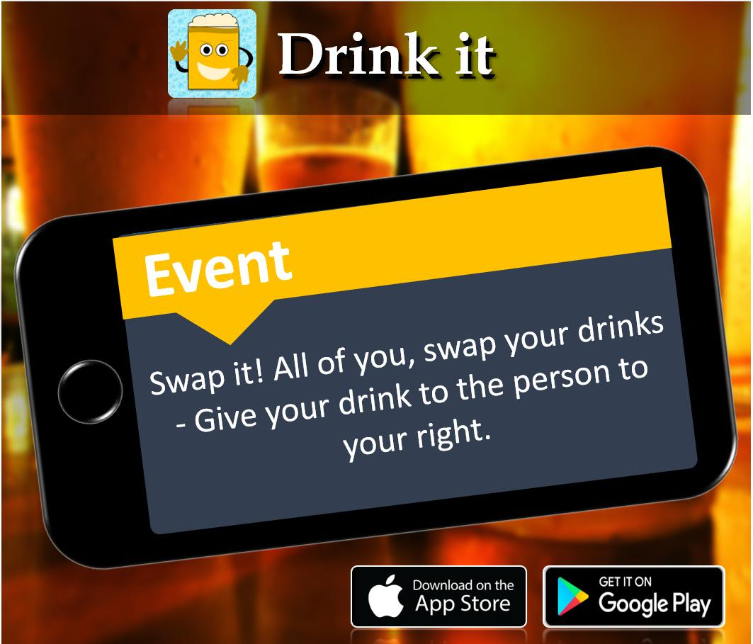 Drink it - Drinking Game (@ItDrinking) | Twitter