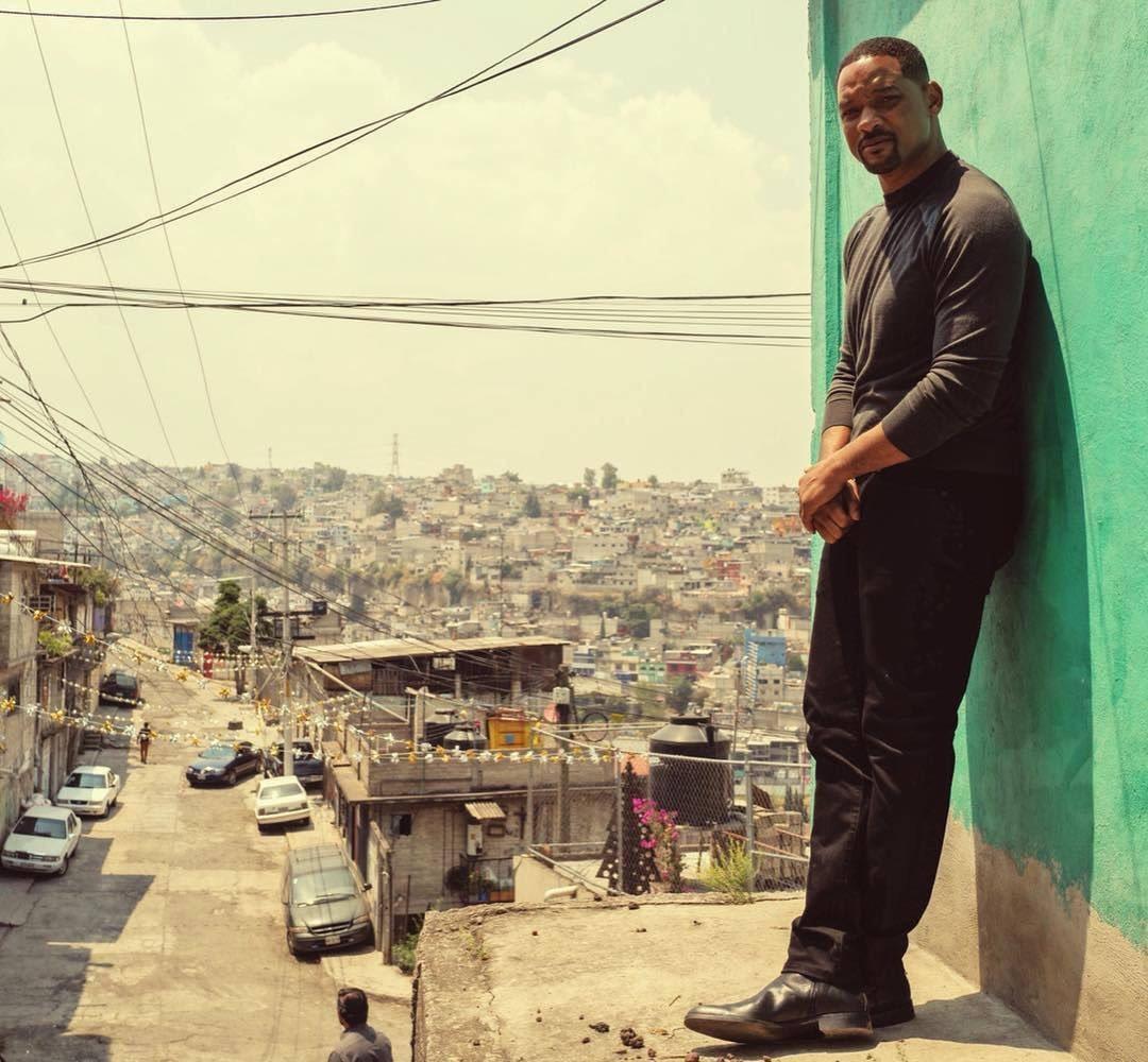 Gianni Pex's photo on Will Smith