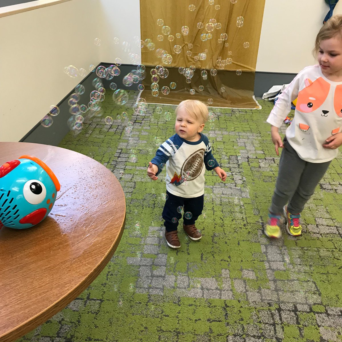 test Twitter Media - The children at our Sprouted Child Care & Early Education Center in Wilmette enjoying Family Fun Day during the Week of the Young Child.  #EarlyEducation #EarlyYearsEducation #KidsPlayroom #FamilyFun #LifeWithoutLimits #PreschoolPlay #PlayIsLearning https://t.co/1bsLL9Ca3A