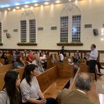 Image for the Tweet beginning: #SemanaSanta2019 #Renacidos Iglesia de Palermo