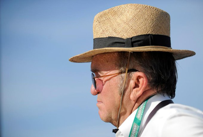 Happy birthday to the 🐱 in the 🎩, Jack Roush!  @roush
