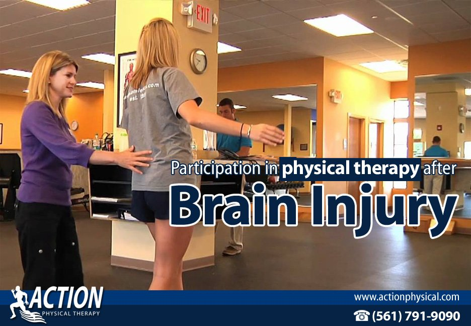 As the patient becomes more conscious, they can actively participate in the physical therapy, so we start a different treatment that includes using an equipment for exercises, task-specific training. #physicaltherapy #BrainInjury  http:// ow.ly/fGbt30otzEZ  &nbsp;  <br>http://pic.twitter.com/F2uQqWCVzL