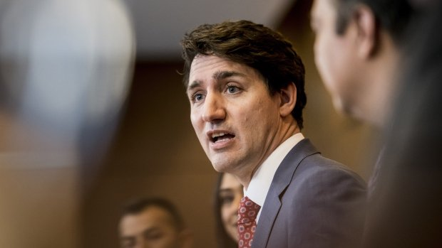 Trudeau ignores Tory complaints, launches search for next Supreme Court justice http://bit.ly/2IJhMWj