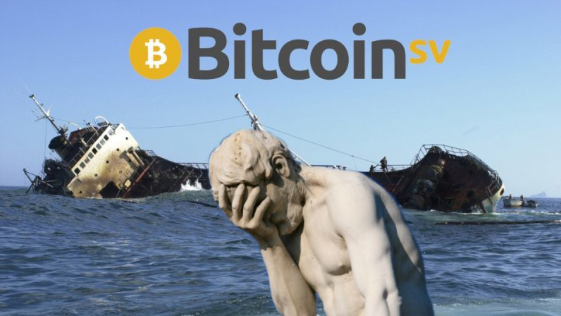 "#think:""BitcoinSV's blockchain is struggling with its enormous 128MB blocks"" http://bit.ly/2IKplw6"