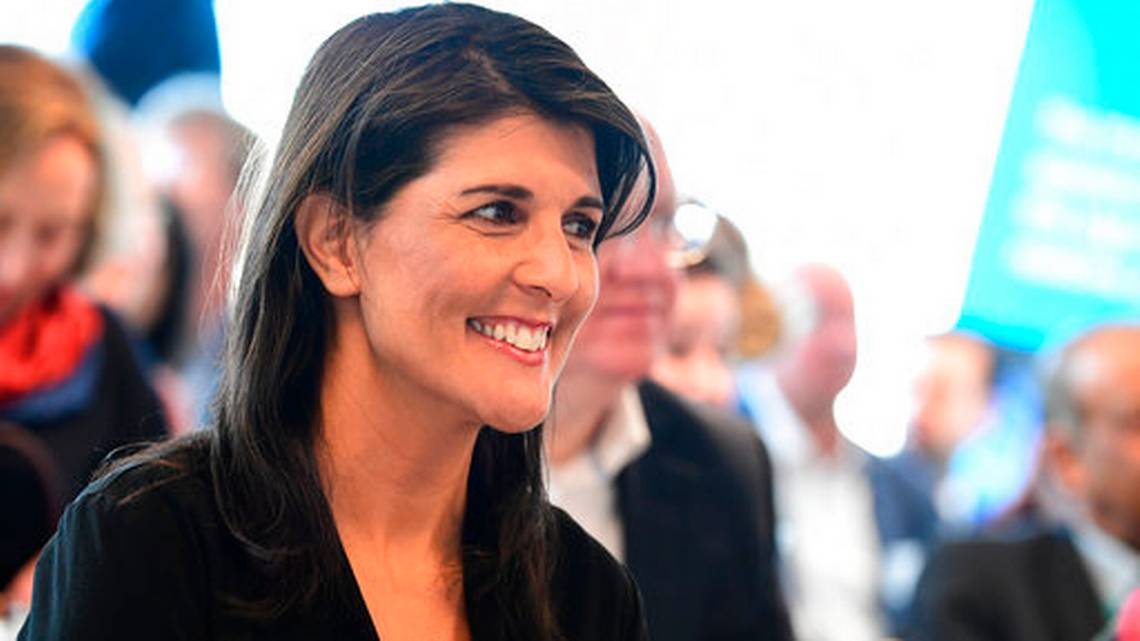 Nikki Haley visiting SC for education initiative http://scne.ws/R37b5C