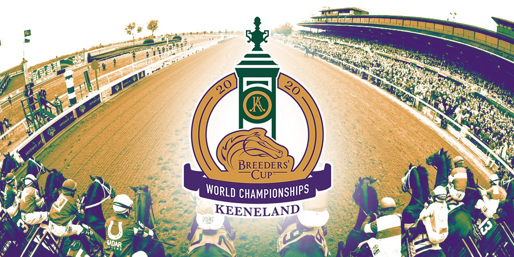 """Keeneland on Twitter: """"The official logo has been revealed, and to  celebrate we're giving away a VIP ticket package for the 2020 Breeders' Cup  at #Keeneland. To enter → retweet this photo"""