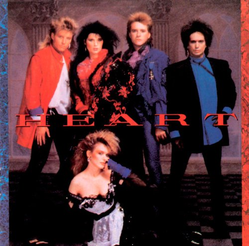 Today in 1986 marks 3 million copies of the Heart album sold and its #2 position on the charts after 41 weeks.
