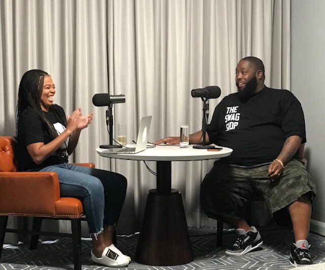 ICYMI: New episode of Jemele Hill Is UnBothered is up, exclusively on @Spotify. I sit down w/ the homie @KillerMike to discuss guns and butter https://open.spotify.com/episode/3khFc57fzFzVWduyi5n3Cs?si=OGfYczuoRHSjzdpxXDHMdg…