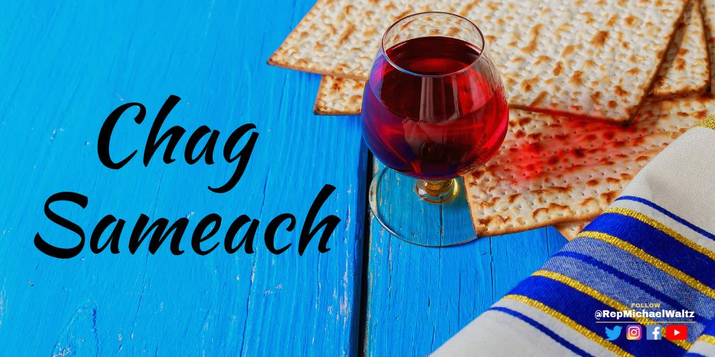 Happy #Passover! Wishing all those who celebrate happiness, peace, and prosperity.